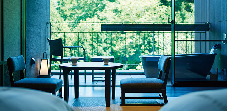 どこよりもおトクな藤田観光リゾート施設のご案内!五感が癒される箱根の湯宿 箱根小涌園 天悠