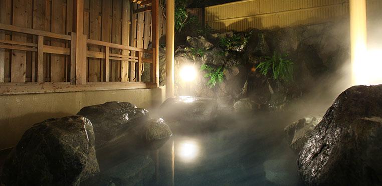 どこよりもおトクな藤田観光リゾート施設のご案内!伊豆でも珍しい飲める温泉「飲泉処」を所有  伊東小涌園